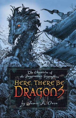 Download Here, There Be Dragons (Chronicles of the Imaginarium Geographica, The) ebook