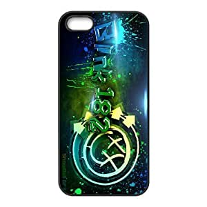 Custom High Quality WUCHAOGUI Phone case Blink 182 Pattern Protective Case For Apple Iphone 6 plus 5.5 Cases - Case-5