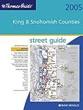 Atlas 2005 King/Snohomish Counties, Washington, Rand McNally Staff, 0528955861