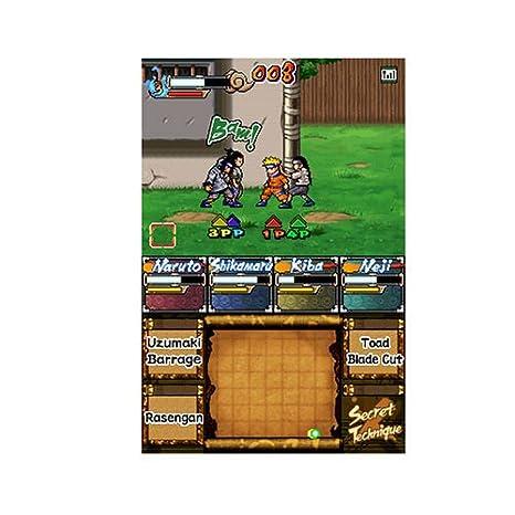 NARUTO NINJA COUNCIL 3 / SOLO CARTUCHO / Nintendo DS Juego ...