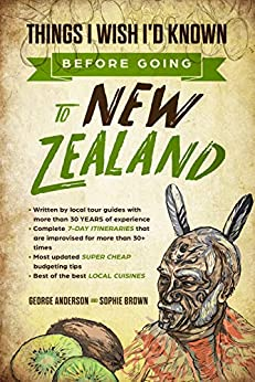 Best new zealand guide book 2019