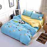 3-Piece Set 4 Piece student kit marine tour 3 Piece Set - the set, the set of 1.52.1m, bedspreads 22.3m