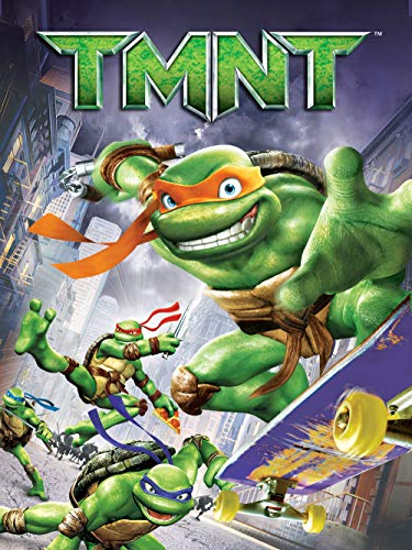 DVD : TMNT