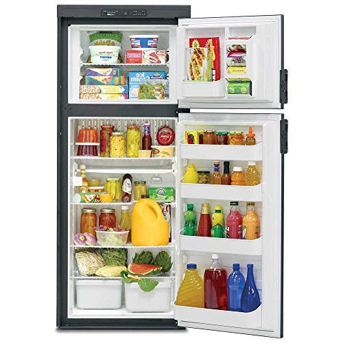 Dometic DM2652RB Americana Double Door RV Refrigerator - 2-Way