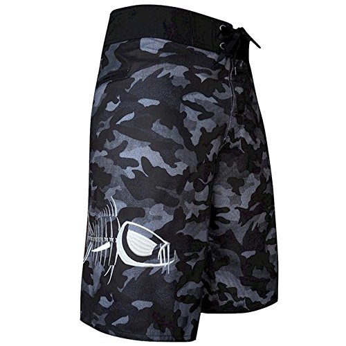 Tormenter Men's 5-Pocket Waterman Fishing Board Shorts