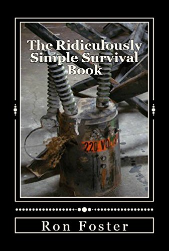 The Ridiculously Simple Survival Book by [Foster, Ron]