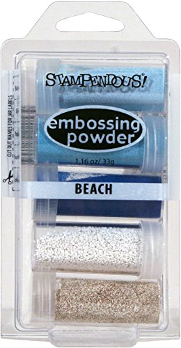 Stampendous EK22 Beach Embossing Kit