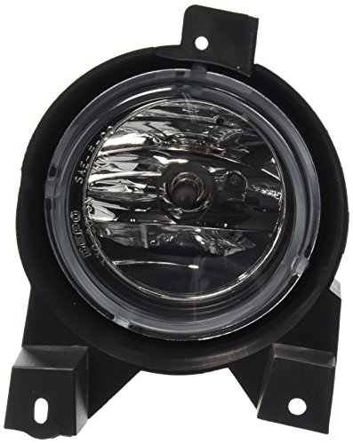 Depo 331-2006L-AS Mercury Mountaineer Driver Side Replacement Fog Light Assembly (Mercury Mountaineer Replacement Radiator)