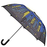 Western Chief Kids Character Umbrella, Batman Everlasting, One Size