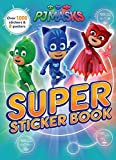 Pj Masks Super Sticker Book: Over 1,000 Stickers & 8 Posters