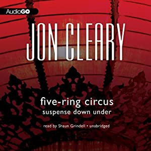 Five-Ring Circus: Suspense Down Under Audiobook