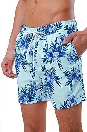 Sommer Herren Surfbrett Shorts Sommer Strand Shorts Hose Badehose