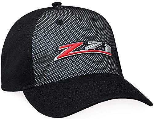 (Chevrolet Z71 Hat (One Size) Black )