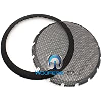 KTE-12G - Alpine 12 Protective Subwoofer Grille for Alpine Type R, S, and E Subwoofers