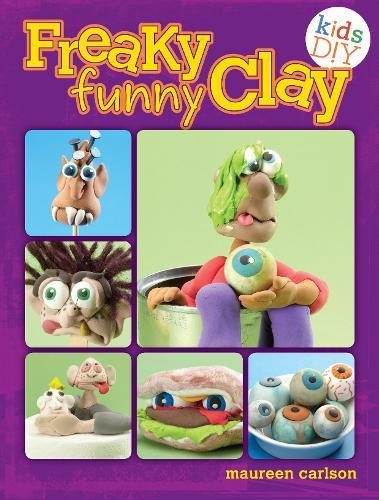 Freaky Funny Clay Kids DIY product image