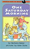 One Saturday Morning, Barbara Baker, 014038605X