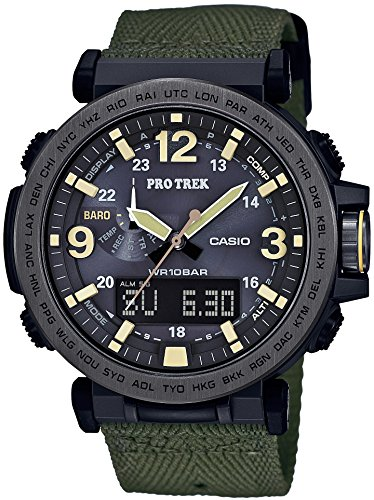 CASIO PROTREK PRG-600YB-3JF MENS JAPAN IMPORT
