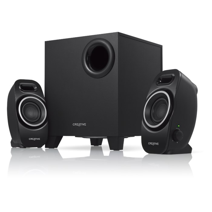 Creative A250 2.1 Multimedia Speaker System (Computer Subwoofer Only)
