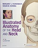 img - for Illustrated Anatomy of the Head and Neck, 5e book / textbook / text book