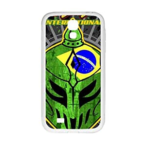 Tauren green skull robot Cell Phone Case for Samsung Galaxy S4