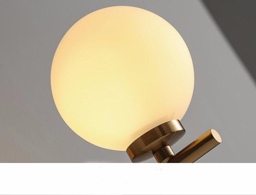 Flos latte globo di vetro applique singolo g4 luce lampada da parete