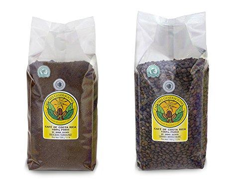 - Doka Estate Gourmet Coffee Peaberry AA Doka Coffee/whole Bean, 2.2 lb