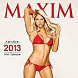 (12x12) Maxim 16-Month 2013 Wall Calendar