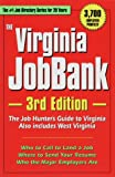 The Virginia Job Bank, Adams Media Corporation Staff, 1580622437