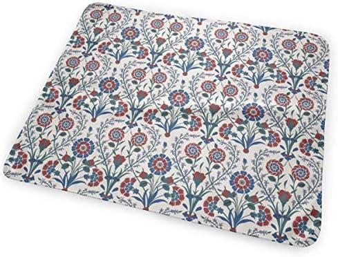Moroccan Old Ethnic Floral 小さいながらも軽くて柔らかく快適な折り畳みが簡単なハイエンドのファッションシンプルなポップ絶妙なおむつパッド