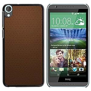 LECELL -- Funda protectora / Cubierta / Piel For HTC Desire 820 -- Simple Pattern 20 --