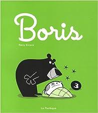 Boris T3 par Rémy Simard
