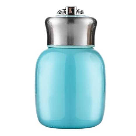 Amazon.com: Botella de agua de acero inoxidable, mini ...