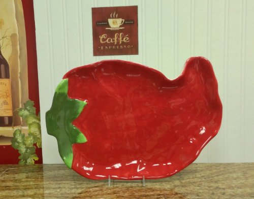 Chili Pepper Kitchen Canisters   2