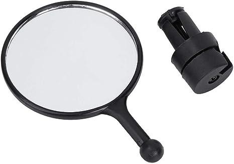 Espejos de bicicleta Espejo retrovisor seguro Espejo ajustable de ...