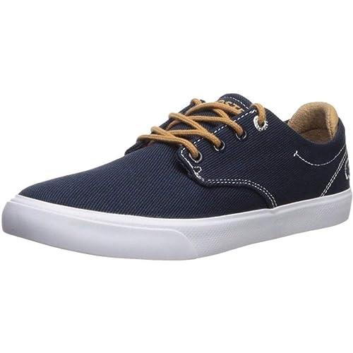Lacoste - Zapatillas de Lona para niño, Color Azul, Talla 28 EU Niño