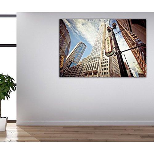 Bild Chicago 2 – Deco Soon - 100 x 150 cm