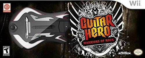 Guitar Hero: Warriors of Rock Guitar Bundle (Wii)