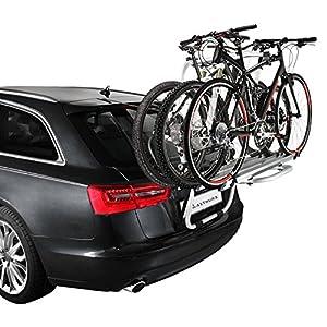 Althura Porte-vélos en aluminium pour hayon arrière (3 vélos)