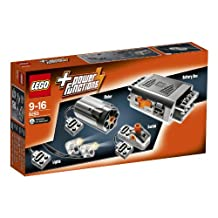 LEGO Power Functions Motor Set 8293 (japan import)