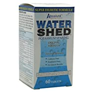 Absolute Nutrition Watershed,diuretic, 60 Ct