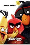 "The Angry Birds - Movie Poster (24"" x 36"") Glossy Finish (Thick, 8mil)"
