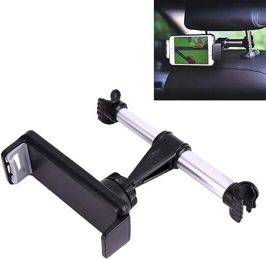 DUzhen オートカーシートバックのタブレットPC/Mobilephoneホルダー(幅:11.3〜16.3センチメートル) 付属品