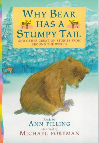 Why Bear Has A Stumpy Tail ebook