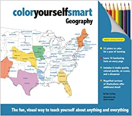Color Yourself Smart: Geography