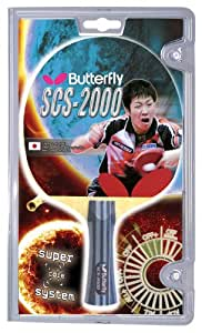 Butterfly SCS-2000 Shakehand Racket