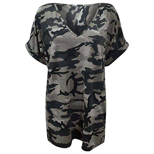 Fashion T Donna Mimetico shirt 1st wqvqfX7