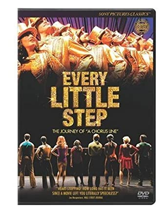 every little step chorus line