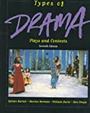 img - for Types of Drama: Plays and Contexts by Morton Berman (1997-06-01) book / textbook / text book