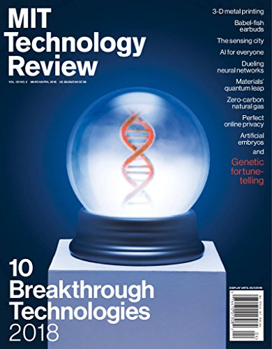 Magazines : Technology Review