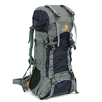 772e024dae09 Free Knight 60L Internal Frame Backpack Hiking Travel Backpack Camping  Rucksack 60L Extra Large